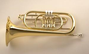 Baßtrompete Baß-Trompete Dotzauer